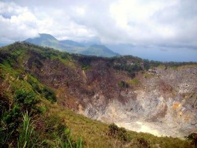 Mahawu Crater