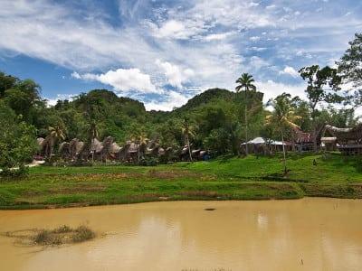 Traditional Village of Toraja Land
