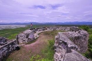 Limboto Lake view from Otanaha Fort